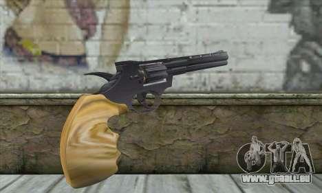 Black 44Magnum pour GTA San Andreas deuxième écran