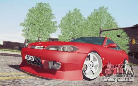 Nissan Silvia S15 BN Sports für GTA San Andreas