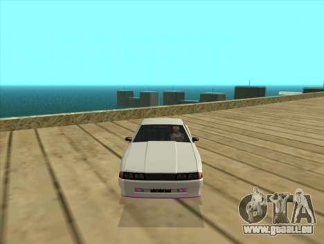 Elegy by MegaPixel für GTA San Andreas linke Ansicht