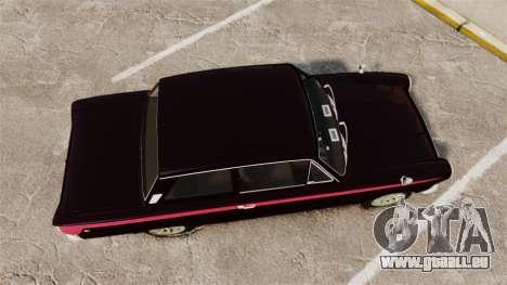 Lotus Cortina 1963 pour GTA 4 est un droit
