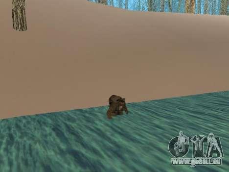 Rucksack 2.0 für GTA San Andreas dritten Screenshot