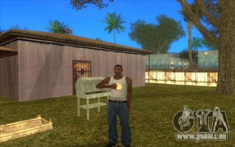 Barbecue für GTA San Andreas dritten Screenshot