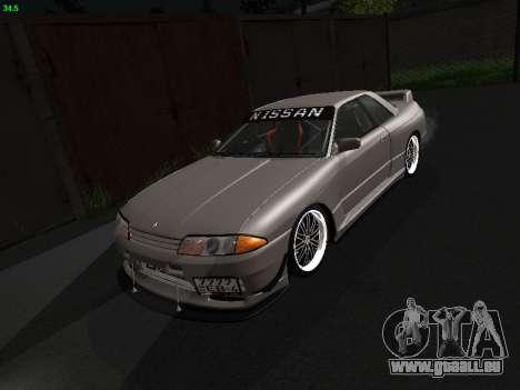 Nissan Skyline BNR32 pour GTA San Andreas