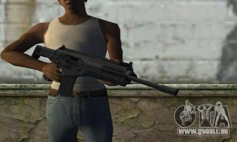 Beretta ARX 160 für GTA San Andreas dritten Screenshot