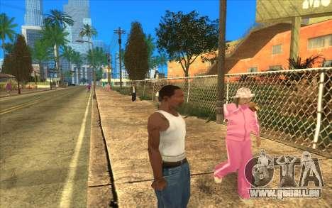 Barbecue für GTA San Andreas fünften Screenshot