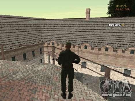 L'armée russe moderne pour GTA San Andreas onzième écran