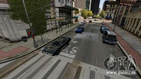 Die realen Verkehr für GTA 4 weiter Screenshot