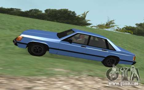Premier VC pour GTA San Andreas laissé vue