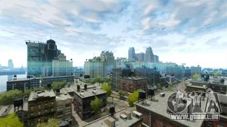 Wetter In Paris für GTA 4 dritte Screenshot