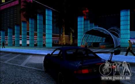 ENB HD CUDA 2014 v1.0 pour GTA San Andreas cinquième écran