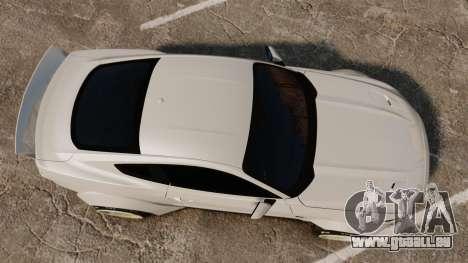 Ford Mustang 2015 Rocket Bunny TKF pour GTA 4 est un droit