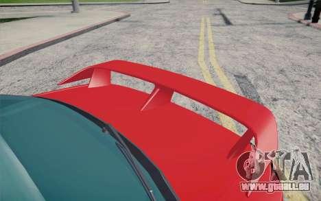 Nissan Silvia S15 BN Sports pour GTA San Andreas vue arrière