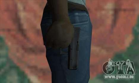 Die Waffe von L4D für GTA San Andreas dritten Screenshot