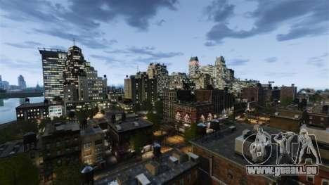 Météo New York pour GTA 4