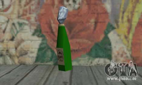 Cocktail Molotov pour GTA San Andreas