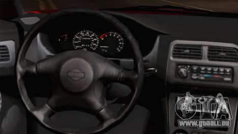Nissan Silvia S14.5 pour GTA San Andreas vue de droite