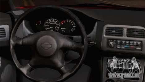 Nissan Silvia S14.5 für GTA San Andreas rechten Ansicht