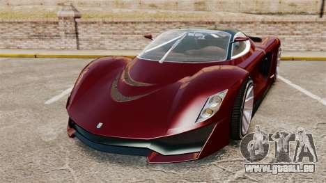GTA V Grotti Turismo R v2.0 für GTA 4