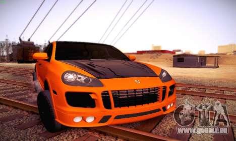 Porsche Cayenne für GTA San Andreas
