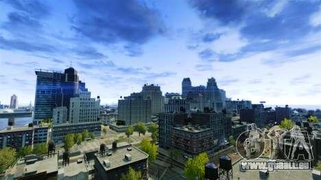 Météo Italie pour GTA 4 troisième écran