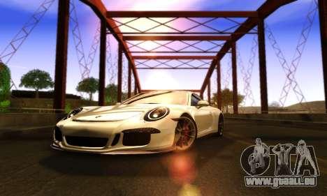 ENBSeries Exflection pour GTA San Andreas cinquième écran