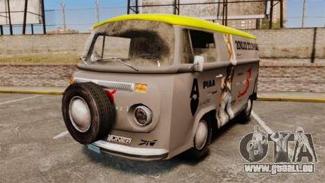 Volkswagen Transpoter 2 1975 für GTA 4