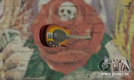 Guitar Eagle für GTA San Andreas zweiten Screenshot