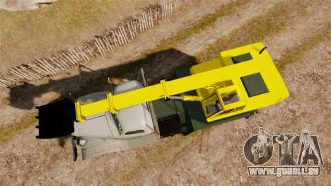 ZIL-157 GVK-32 pour GTA 4 est un droit