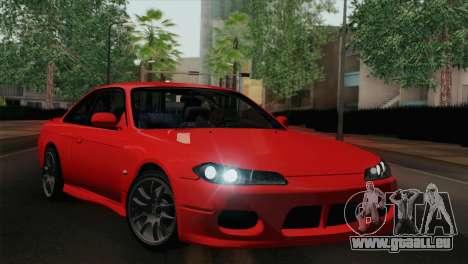 Nissan Silvia S14.5 pour GTA San Andreas
