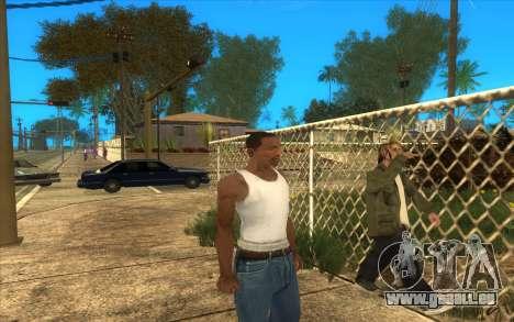 Barbecue für GTA San Andreas sechsten Screenshot