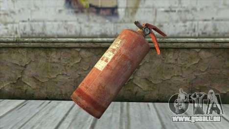 Die Alte Feuerlöscher für GTA San Andreas