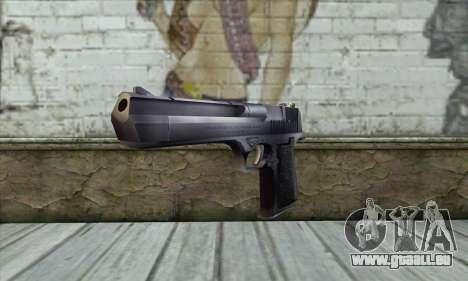 Desert Eagle из Counter Strike für GTA San Andreas