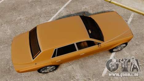 Super Diamond VIP für GTA 4 rechte Ansicht