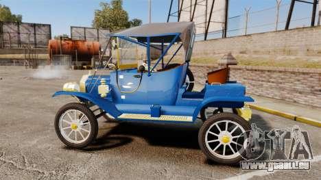 Ford Model T 1912 für GTA 4 linke Ansicht