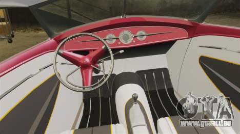 Ford Roadster 1936 Chip Foose 2006 pour GTA 4 est un côté