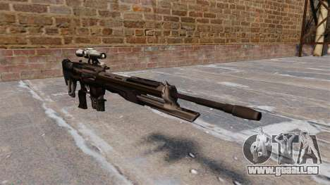 Fusil de sniper DSG-1 pour GTA 4