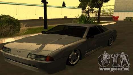 Elegy 280sx pour GTA San Andreas moteur
