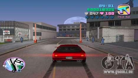 Vente illégale de véhicules automobiles GTA Vice City pour la deuxième capture d'écran