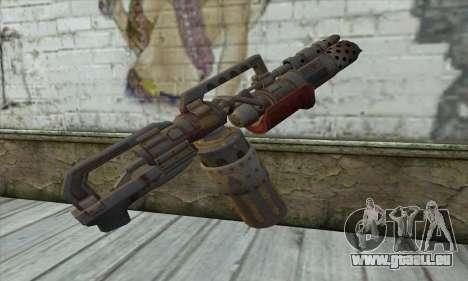 Flammenwerfer für GTA San Andreas zweiten Screenshot