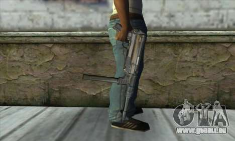 Machine pour GTA San Andreas troisième écran