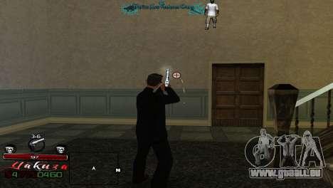 Kapuze Durch Themen für GTA San Andreas dritten Screenshot