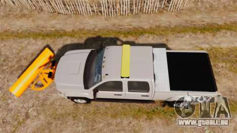 GMC Sierra 2500 2011 [ELS] pour GTA 4 est un droit