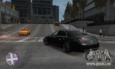 Enus Cognoscenti für GTA 4 Innenansicht