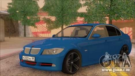 BMW 330i pour GTA San Andreas