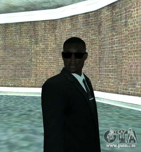 New Bmymib pour GTA San Andreas troisième écran