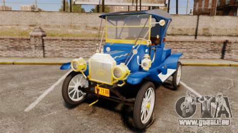 Ford Model T 1912 pour GTA 4