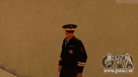 Les peaux de la police et de l'armée pour GTA San Andreas douzième écran