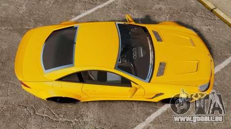 Mercedes-Benz SL65 AMG für GTA 4 rechte Ansicht