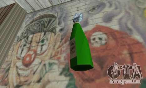 Molotow-Cocktail für GTA San Andreas dritten Screenshot