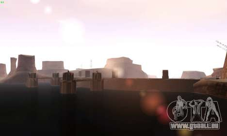 ENBSeries Exflection pour GTA San Andreas